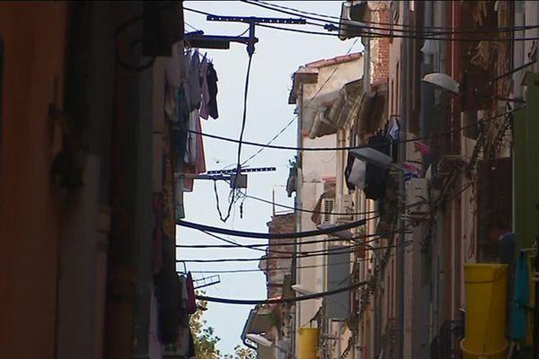 L'effondrement d'un immeuble à Marseille ravive les inquiétudes à Perpignan