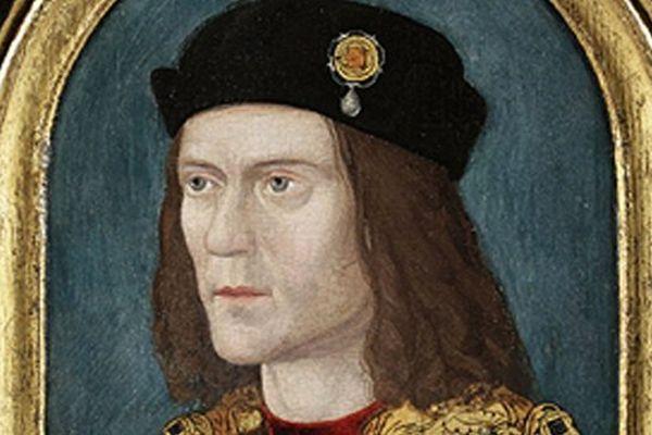 Portrait de Richard III d'Angleterre (1452-1485)