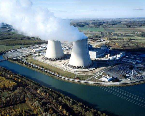 Notre objectif est de proposer des activités de découverte du monde de l'énergie, notamment de production d'électricité en lien avec le programme, précise Olivier Garrigues, directeur de la centrale nucléaire EDF de Nogent sur Seine.