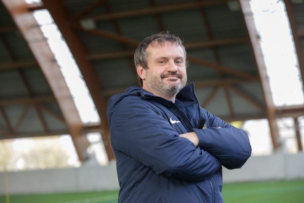 Le directeur général du FCSM Samuel Laurent