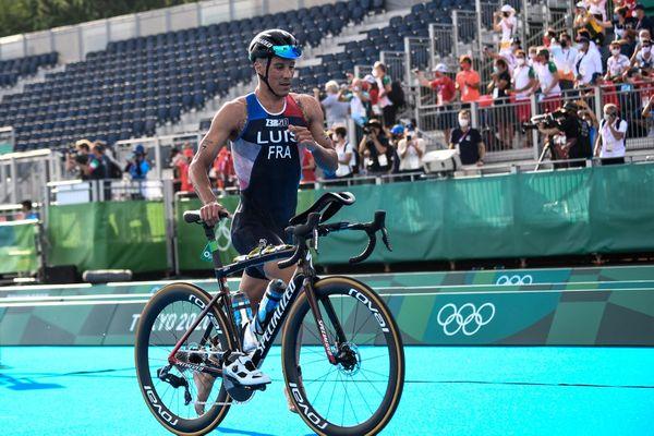 Le vésulien Vincent Luis fait partie de l'équipe de France de relais mixte en triathlon et tentera d'aller chercher le titre olympique.