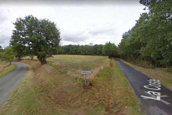 Le corps de la victime a été retrouvé en contrebas d'un sentier, en forêt de Grésigne, sur la commune de Laroque (Tarn)