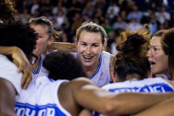 Les filles de Lattes ont battu Bourges et disputeront la finale du championnat de France.
