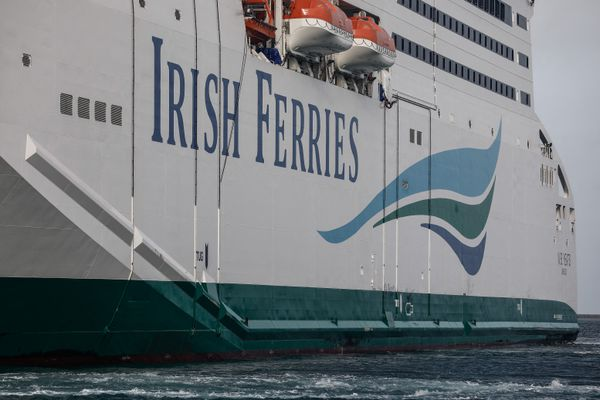 Un ferry Irish Ferries