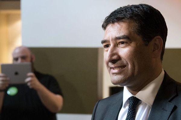 Karim Zeribi, en mai 2014