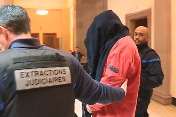 Jean-Marc Reiser à la sortie du tribunal, jeudi 28 février 2019.