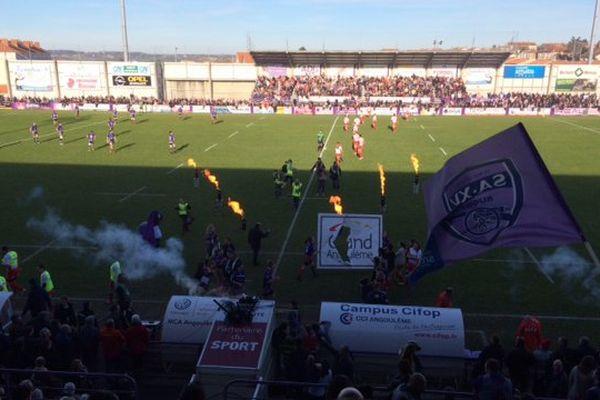 Fédérale 1 : Soyaux Angoulême contre l'USC Cognac