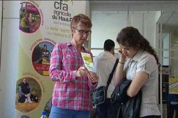 Journée de l'apprentissage à la CCI de Colmar