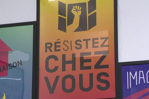 Le Centre du graphisme d'Echirolles (Isère) organise une exposition participative sur le premier confinement.