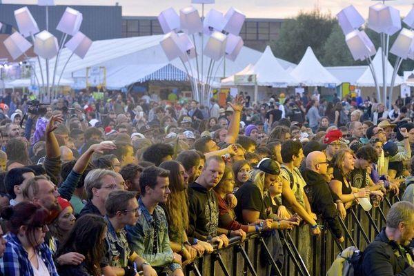 En 2019, le festival avait attiré 102.000 festivaliers. Un record !