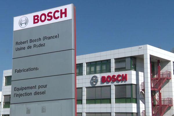 Près de Rodez, le site de Bosch à Onet-le-Château