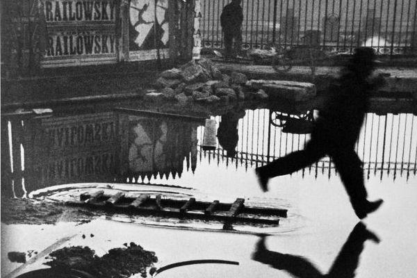 Place de l'Europe, derrière la gare Saint-Lazare, 1932. Collection du musée Carnavalet – Histoire de Paris