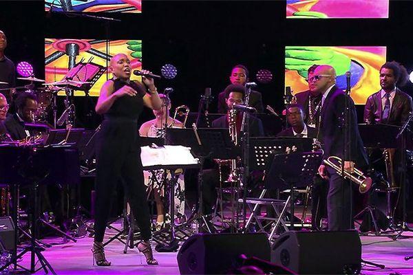 Dee Dee Bridgewater sur la scène de Jazz à Vienne