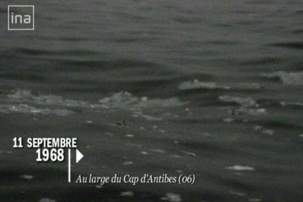 Extrait d'un magazine de France 3 Côte d'Azur consacré à ce crash