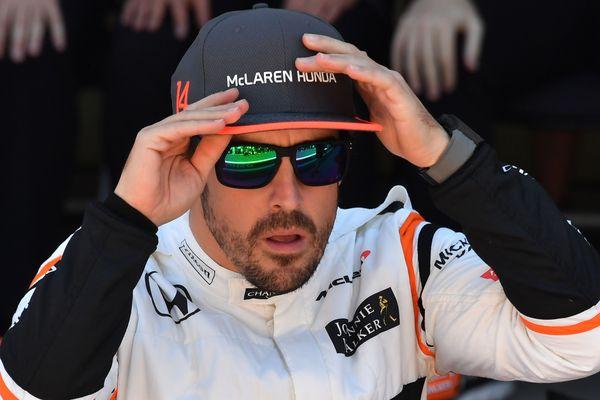 Fernando Alonso s'alignera au départ des 24 heures du Mans 2018