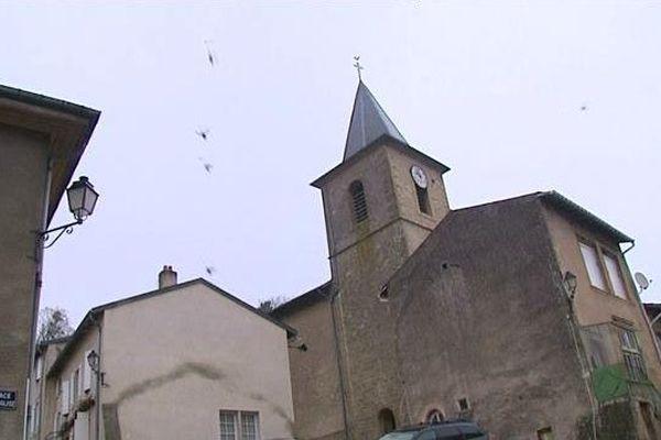Arnaville, comme toutes les communes lorraines, organisera la consultation sur la gare TGV de Vandières le 1er février 2015.