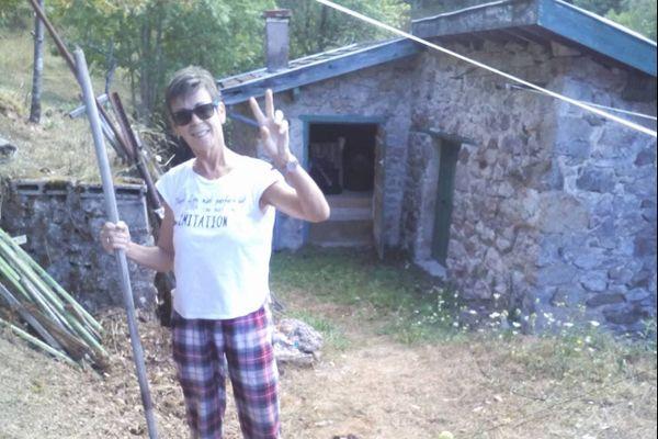 Réjane Stéphany fait l'objet d'un signalement de la gendarmerie de l'Ardèche pour disparition inquiétante depuis le 29 septembre 2020