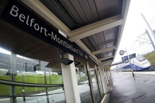 D'après les études de la SNCF, 500 000 passagers supplémentaires sont attendus à l'issue de cet achèvement entre Belfort et Mulhouse.