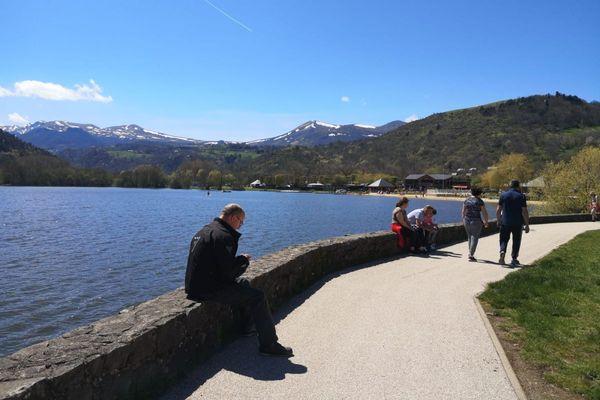 Les professionnels du  tourisme sont plutôt optimistes dans le massif du Sancy, dans le Puy-de-Dôme.