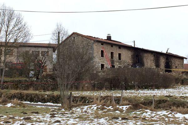 Le drame s'est produit sur la commune de Saint-Julien-d'Ance, à 40km du Puy-en-Velay