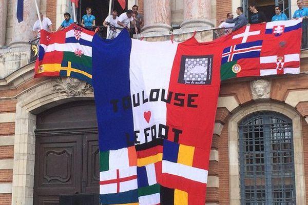 Après l'Euro 2016 Toulouse rêve d'accueillir le tournoi olympique de football des J.O. Paris 2024.