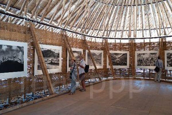 L'Himalaya de Matthieu Ricard dans l'écrin imaginé par l'architecte colombien Simon Velez