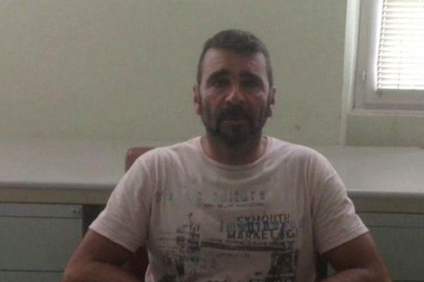 Francisco Bénitez, père et mari des femmes disparues depuis la mi-juillet de Perpignan - 2013