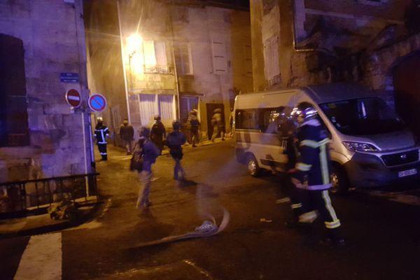 L'intervention a pris fin ce vendredi 8 janvier vers 4h30 du matin à Joinville.