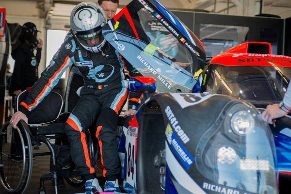 SRT 41, la filière Frédéric Sausset : cap sur Le Mans 2020