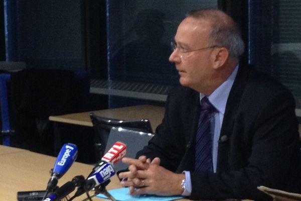 Le procureur de la république de Grenoble. Conférence de presse du 16/11/2012