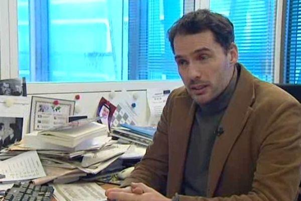 Le journaliste Jacques Follorou