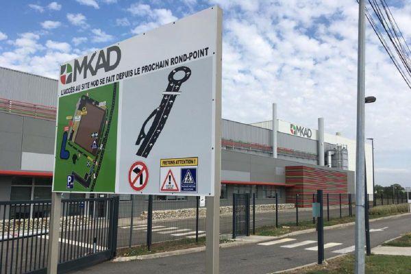 L'entreprise MKAD située à Varilhes (09)