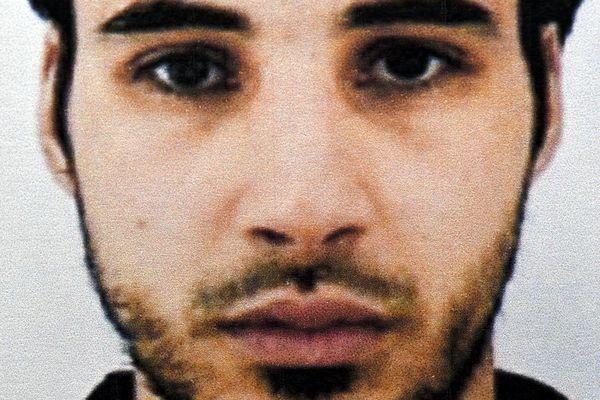 Cherif Chekatt, l'auteur des attentats de Strasbourg, le 11 décembre 2018.