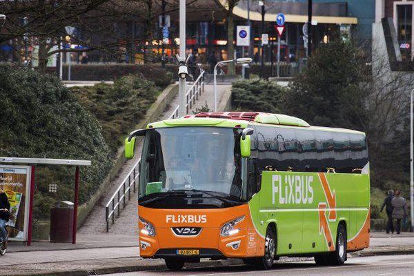 FlixBus lance ses premiers autocars électriques
