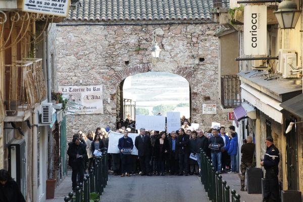 Rassemblement à Porto-Vecchio #JeSuisCharlie