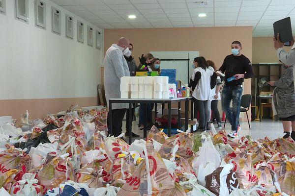 Les distributions ont lieu deux fois par semaine à Aix-en-Provence et Marseille.