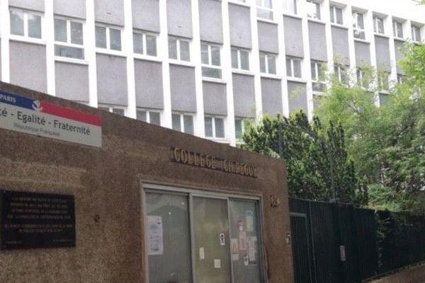 Un cas de Covid-19 détecté au sein du collège Charles Péguy à Paris