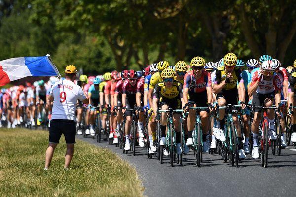 Le Tour de France fait étape en Franche-Comté les 11 et 12 juillet 2019.