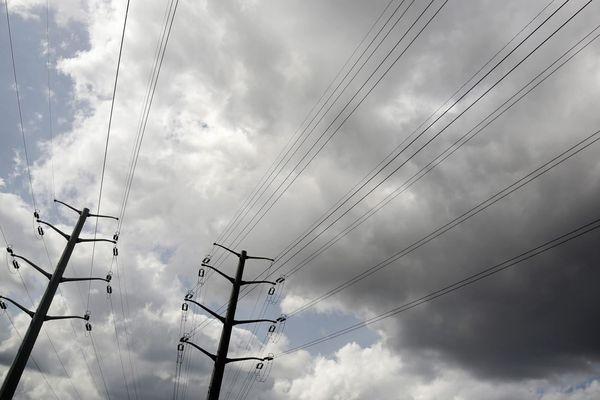 La coupure d'électricité a entre autres touché le secteur de Rungis (illustration).