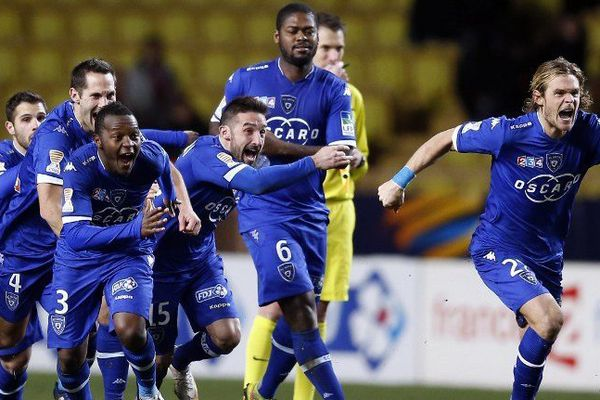 05/02/15- Bastia se qualifie pour la finale de la Coupe de la Ligue