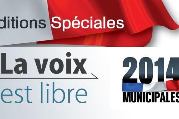 Pendant la campagne des municipales, La Voix est libre - l'émission politique de France 3 Bourgogne - va décentraliser ses éditions en direct des grandes villes de la région.