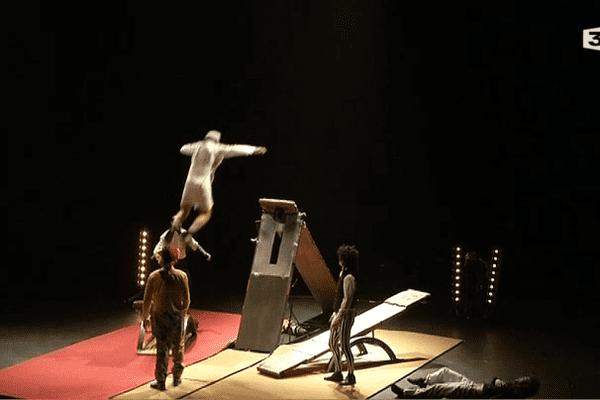 Circonova : festival de cirque à Quimper