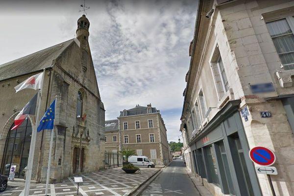 Hôtel de ville de Saint-Amand-Montrond
