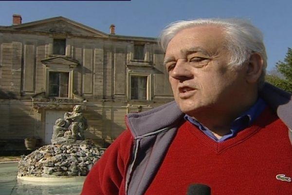 Jean-Marcel Castet a été le maire de Jacou pendant 23 ans