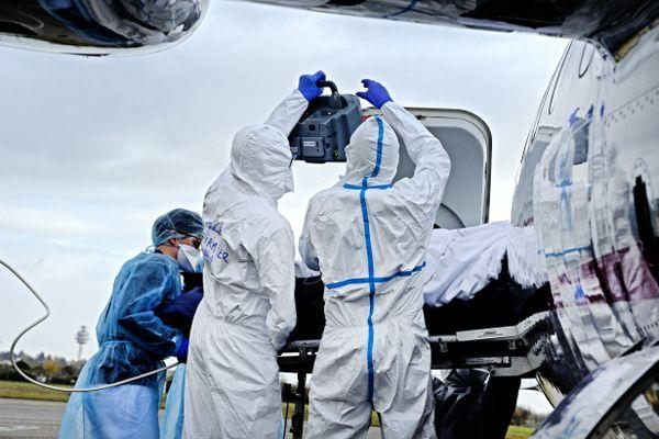 Photo d'illustration- 5 évacuations sanitaires des Hauts-de-France vers Le Havre, Caen et Cherbourg ces derniers jours