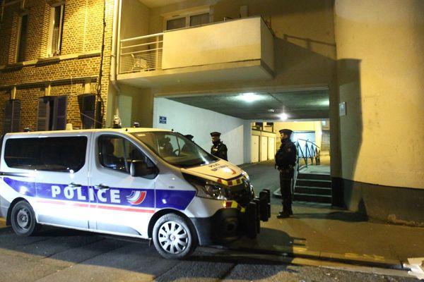 Lundi 11 février, le convoyeur de fonds Adrien Derbez a été interpellé à Amiens, dans le quartier Saint-Acheul.