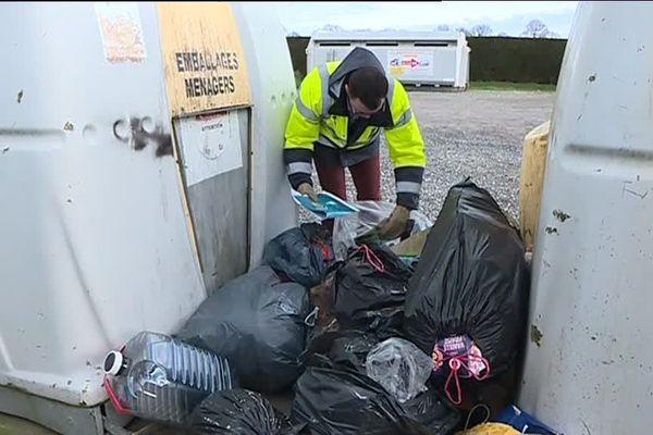 Les dépôts d'ordures sauvages à Saint-Pôtan (22)