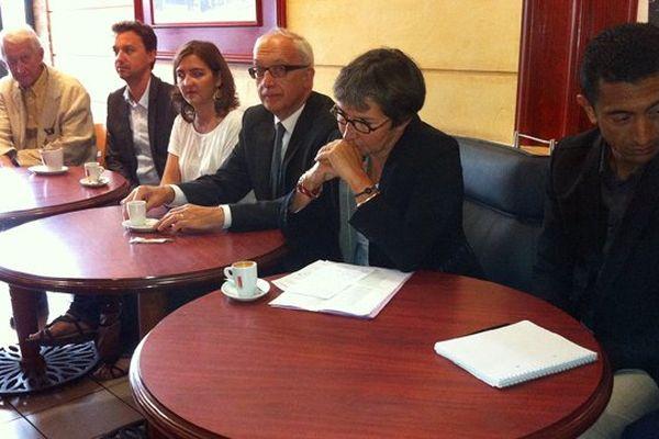 Yvon Robert a annoncé qu'il sera tête de liste pour le PS aux prochaines municipales.