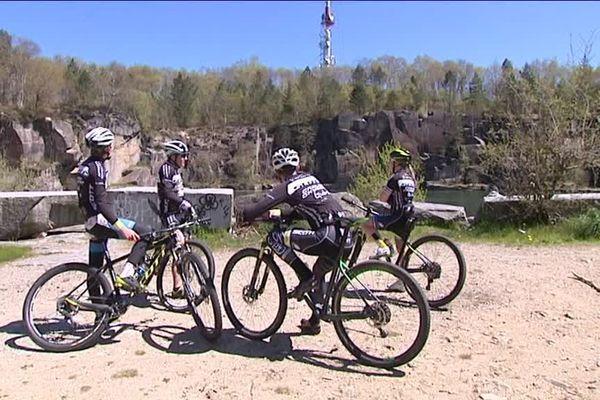 Les coureurs VTT de Creuse Oxygène sont parmi les meilleurs mondiaux