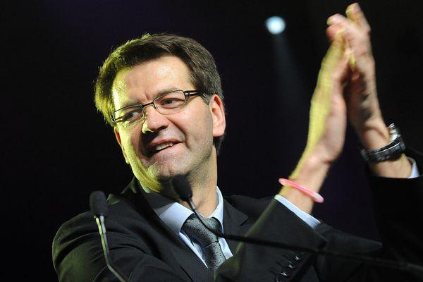 Patrice Vergriete, nouveau maire de Dunkerque.